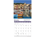 Perfect Timing - Avalanche, 2013 Provence Wall Calendar (7001497)