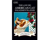Perfect Timing - Lang 2013 American Cat Engagement Monthly/Weekly Planner
