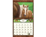Perfect Timing - Lang 2013 Fillies and Colts Wall Calendar (1001571)