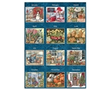 Perfect Timing - Lang 2013 Heart and Home Wall Calendar (1001574)