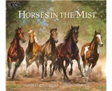 Perfect Timing - Lang 2013 Horses In The Mist Wall Calendar (1001577)