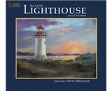 Perfect Timing - Lang 2013 Lighthouse Wall Calendar (1001584)