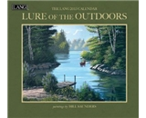 Perfect Timing - Lang 2013 Lure Of The Outdoors Wall Calendar (1001589)