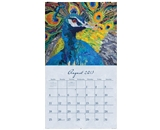 Perfect Timing - Lang 2013 Paper Paintings Wall Calendar (1001621)
