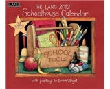 Perfect Timing - Lang 2013 Schoolhouse Wall Calendar (1001600)