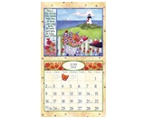 Perfect Timing - Lang 2013 Simple Inspirations Wall Calendar (1001602)
