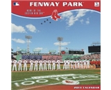 Perfect Timing - Turner 12 X 12 Inches 2013 Boston Red Sox Fenway Park Wall Calendar (8011336)