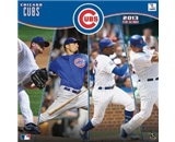 Perfect Timing - Turner 12 X 12 Inches 2013 Chicago Cubs Wall Calendar (8011212)