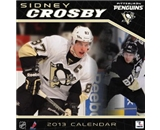 Perfect Timing - Turner 12 X 12 Inches 2013 Pittsburgh Penguins Sidney Crosby Wall Calendar (8011167)