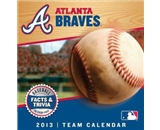 Perfect Timing - Turner 2013 Atlanta Braves Box Calendar (8051031)