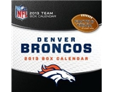 Perfect Timing - Turner 2013 Denver Broncos Box Calendar (8051101)