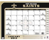 Perfect Timing - Turner 2013 New Orleans Saints Desk Calendar, 22 x 17 Inches (8061248)