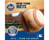 Perfect Timing - Turner 2013 New York Mets Box Calendar (8051048)