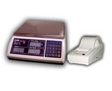Penn S-2000 Jr. Low Profile Price Computing Scale