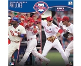 Philadelphia Phillies 12- x 12- 2013 Wall Calendar
