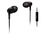 Philips SHE7005A/28 In-Ear Headset for Android (Black)
