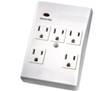Philips SPP3050A/17 7-Outlet Home Electronics Surge Protector