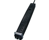PHILIPS SPP3301WA/17 8-OUTLET HOME THEATER SURGE PROTECTOR