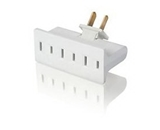 Philips SPS1030T/17 3 Outlet Power Multiplier