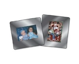 Photo Mousepad - Brushed Aluminum
