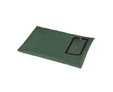 PMC04648 Flat Dark Green Transit Sack