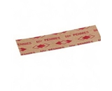 PMC53001 Tubular Coin Wrappers Pennies, $.50 Pop-Open Wrappers