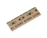 PMC53010 Tubular Coin Wrappers Dimes, $5 Pop-Open Wrappers