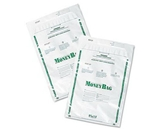 PMC58020 SecurIT Biodegradable Plastic Money Bags, Tamper Evident