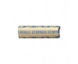 PMC65070 Shotgun Shell Coin Cartridges for Nickels $2 - Blue