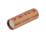 PMC65072 Shotgun Shell Coin Cartridges for Quarters $10 - Orange