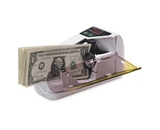 Portable Money Counter AC/Battery Operated