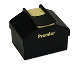Premier Martin Yale LM3 Aquapad Envelope Moisture Dispenser, 3 3/4 in. x 3 3/4 in. x 2 1/4 in., Black