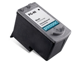 Printronic Remanufactured Ink Cartridge Replacement For Canon PG-40 (0615B002) Standard Capacity Black