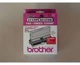 Brother PSS40R Red Size-40 Stamp Creator