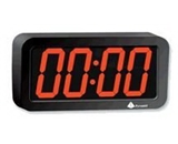Pyramid Digital Time Recorder, Black