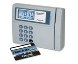 Pyramid PTITT950EK Time/Attendance,Ethernet Version,8x10x5,silver/blue