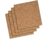 Quartet : Cork Roll, 24-x48-, Natural - Sold as 2 Packs of - 1 Total of 2 Each