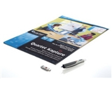 Quartet Kapture Digital Flipchart Starter Kit, 1 Pad, Pen, USB & Software, Bluetooth (23700)