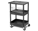Quartet Plastic Multi-Purpose Cart