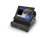 Royal TS1200MW Touchscreen Cash Register with 12- LCD Screen
