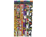 Raymond Geddes, Boo Buddies Pencil, 144 Per Display (67308)