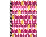 Rock Paper Spiral Notebook, Flowers (RP702)