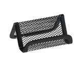 Rolodex Black Mesh Business Card Holder (22251)