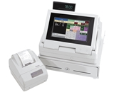 Royal TS4240 Touch Screen LCD Cash Management System RFB
