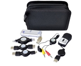 Royal AK250 Connect-ables Portable USB Travel Kit