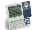 Royal ATB3 Electronic Audio Bible King James Version with Pullout Keyboard