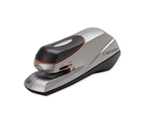 Swingline Electric Stapler, Optima Grip Dual Power, 20 Sheet Capacity, Silver - S7048207