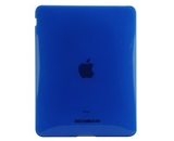 SCOSCHE Flexible Rubber Case for iPad 2/3/4 - Blue (IPDSBL) [Personal Computers]