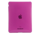 Scosche glosSEE P1 Flexible Rubber Case for iPad (Rocker Pink)