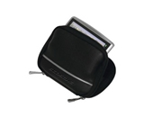 Scosche nav bag GPSF35F - GPS Faux Leather Case for 3.5- Screen